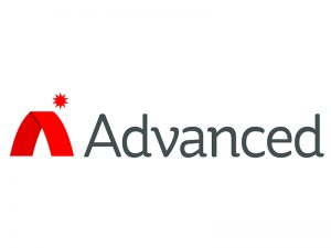 Advanced logo - CMYK